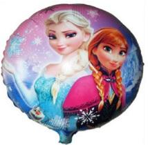 Elsa und Anna 45x45cm