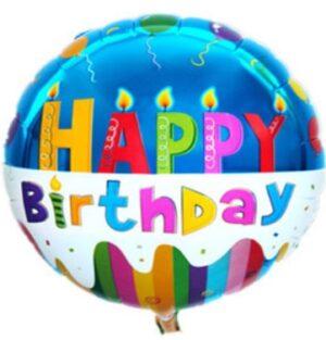 Happy Birthday 45x45cm