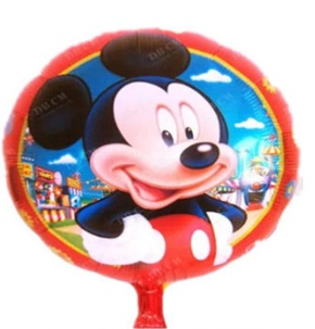Mickey Mouse 45x45cm